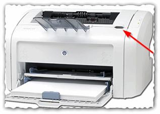 Рис. 5 Типовая конструкция принтера
