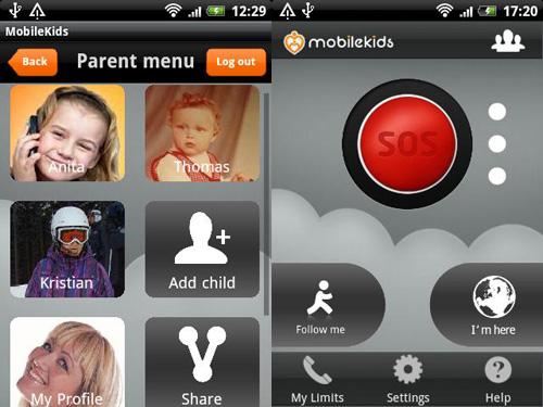 приложения для безопасности ребенка