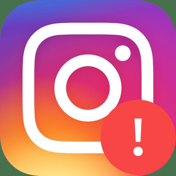 Почему вылетает Instagram на телефоне