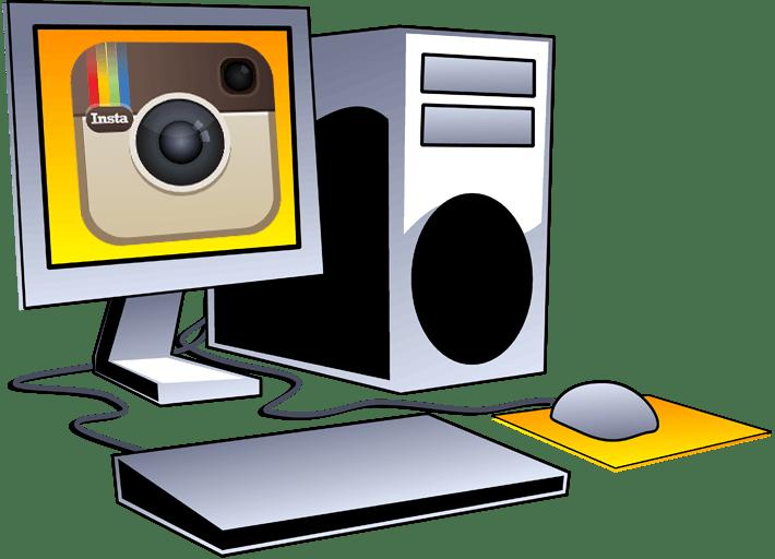 Как загрузить видео в инстаграм через компьютер