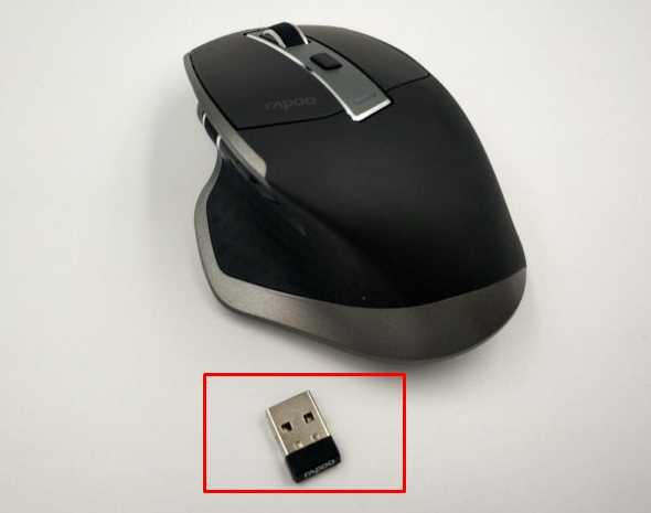 беспроводной адаптер мышки