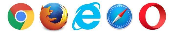 смена браузера